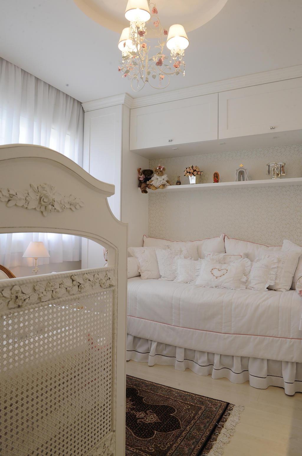 Dormitórios para duas meninas são inspirados no universo  ~ Tapetes Para Quarto Sob Medida