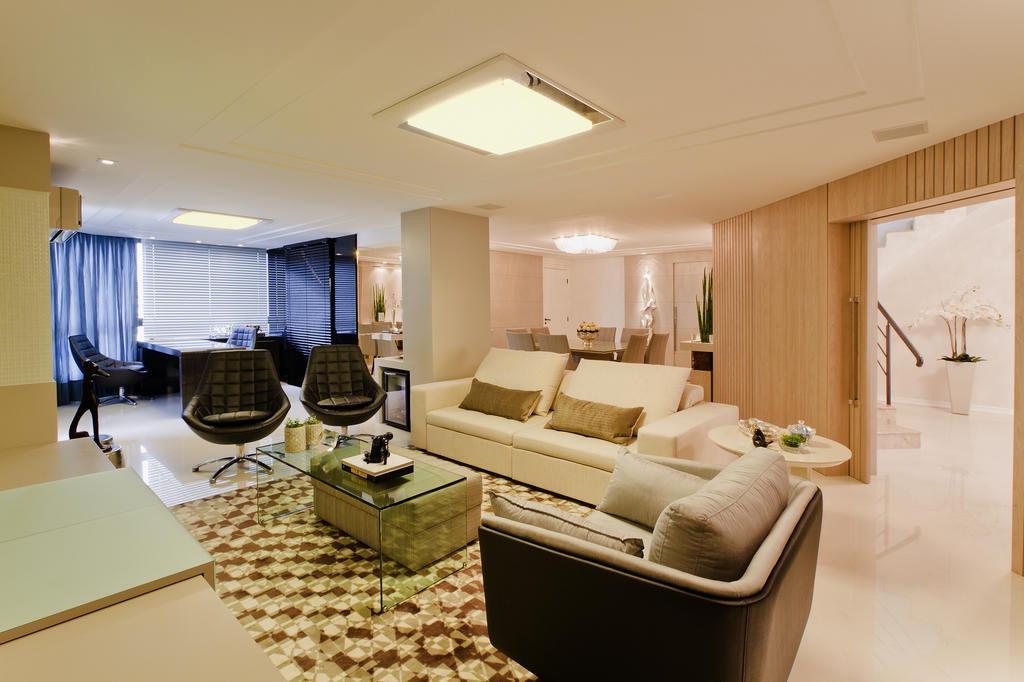Sala de estar off white id ias for Sala de estar off white