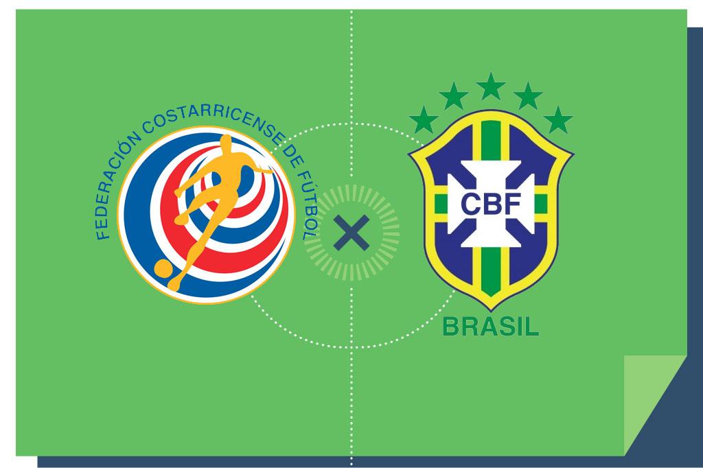 ao vivo acompanhe o amistoso entre brasil e costa rica
