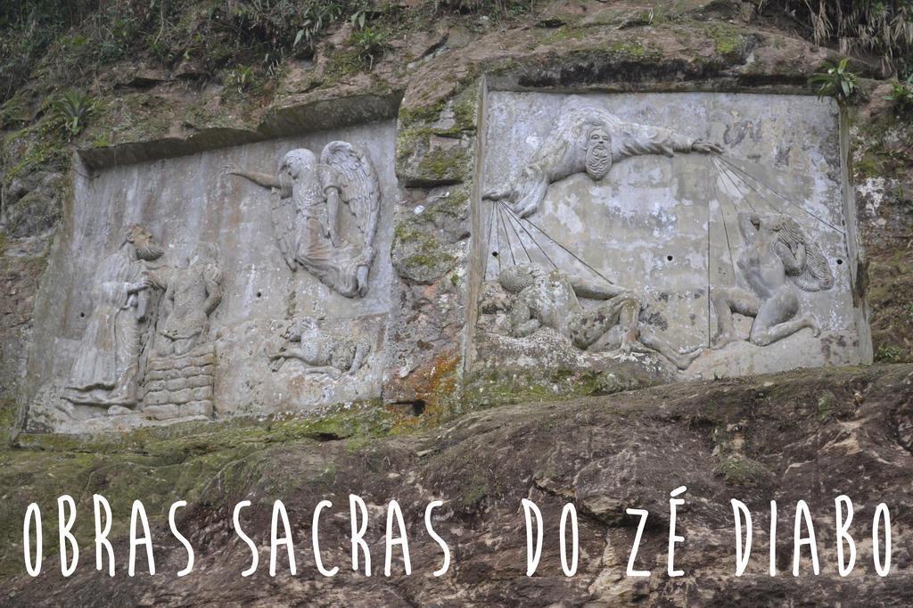 Obras sacras do Zé diabo