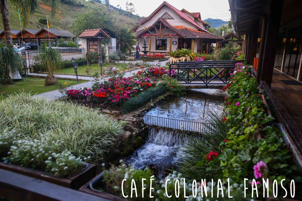 Café colonial famoso