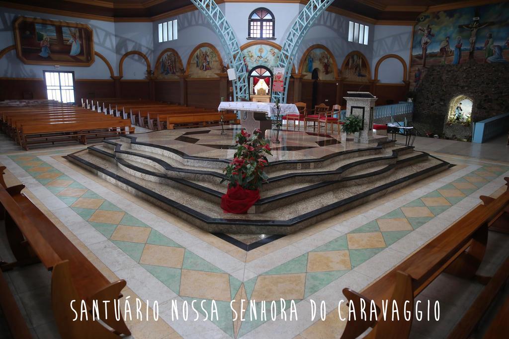 Santuário Nossa Senhora do Caravaggio
