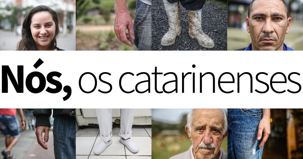 nós os catarinenses ensaio marco favero